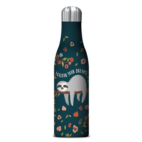 STUDIO OH  |  Insulated Water Bottle 500ml - Dreams Sloth