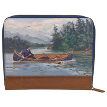Load image into Gallery viewer, TED BAKER | Mens Tablet Sleeve / Laptop bag - Canoe