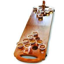 Load image into Gallery viewer, REFINERY & Co | Wooden Beer Pong Game