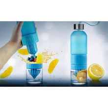 Load image into Gallery viewer, OASIS | Twist n' Go Infusion Water Bottle - Blue