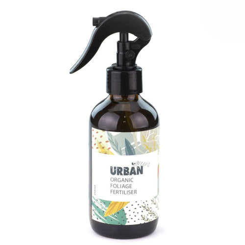 URBAN GREENS Organic Foliage Fertiliser - 250ml