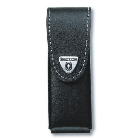 VICTORINOX | Leather Pouch LockBlade and Tools  - Black