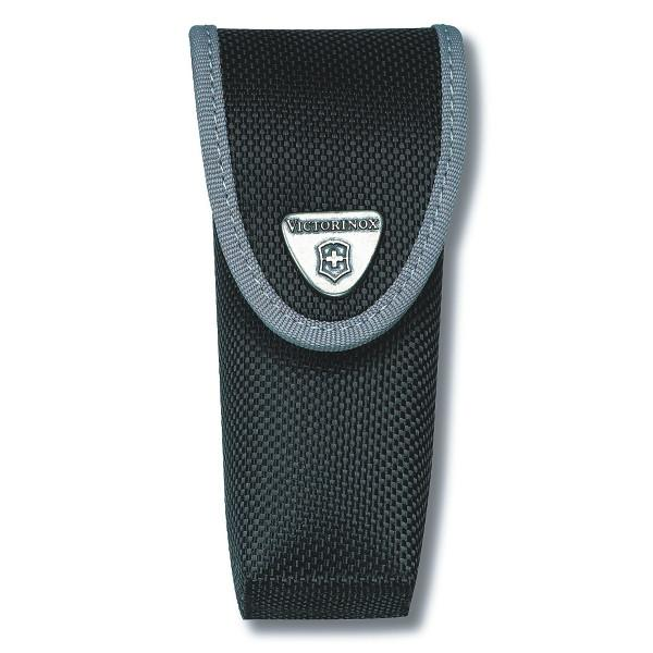 VICTORINOX | Nylon Knife Pouch for LockBlade and Tools - Black - 4.0547.3