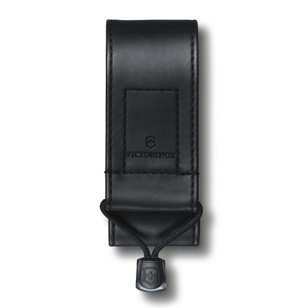 VICTORINOX | Leather Imitation Belt Knife Pouch - 4.0480.3