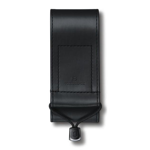 VICTORINOX | Leather Imitation Belt Knife Pouch - 4.0482.3