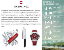 Load image into Gallery viewer, VICTORINOX | Leather Imitation Belt Knife Pouch - 4.0482.3