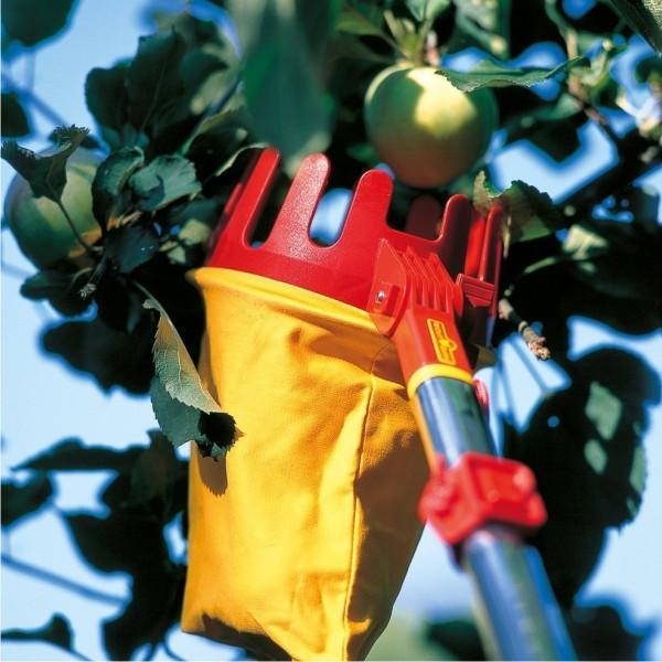 Picking with WOLF GARTEN | Multi-star Adjustable Fruit Picker