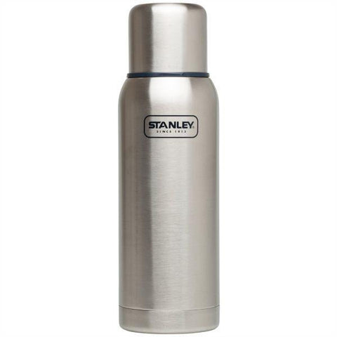 STANLEY | Adventure Vacuum Bottle 1L - Brushed S/Steel