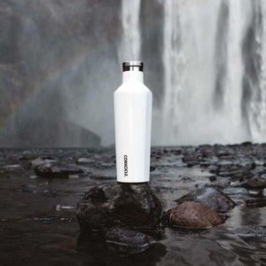 CORKCICLE | Canteen 25oz (740ml) - White featured
