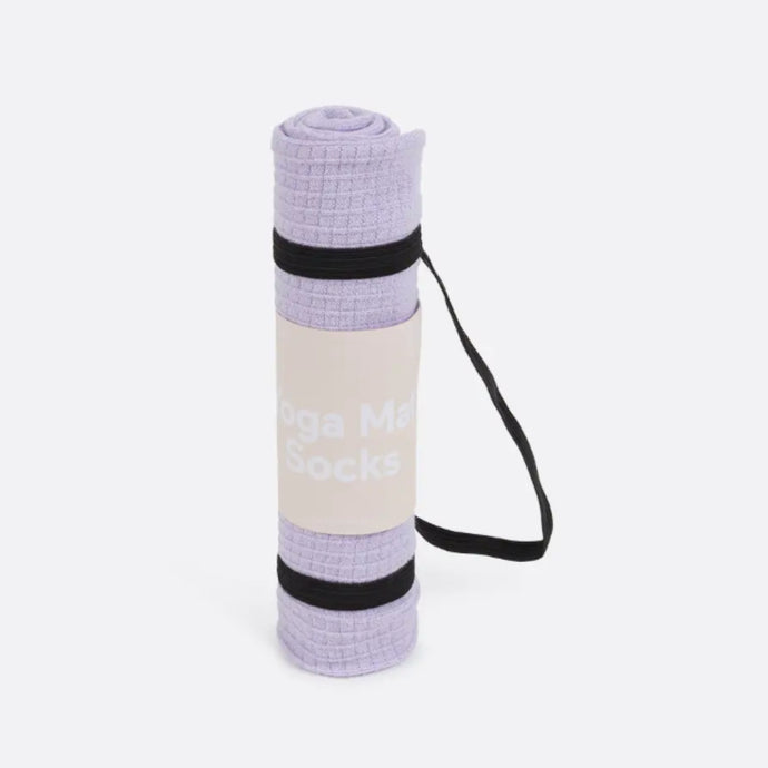 DOIY | Socks Yoga Mat - Purple