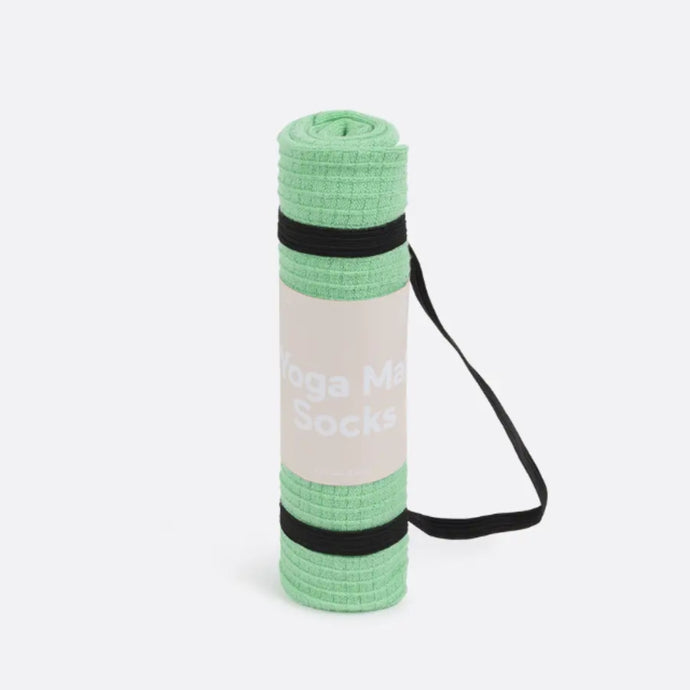 DOIY | Socks Yoga Mat - Green
