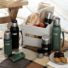 Load image into Gallery viewer, STANLEY | Classic 1L Vacuum Flask - Hammertone Green