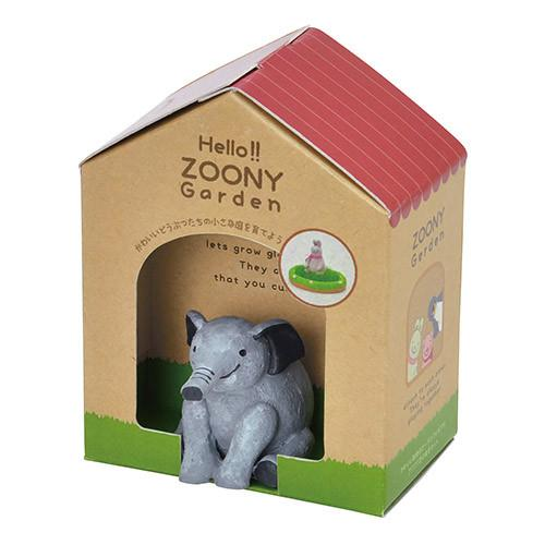 ZOONY | Garden Elephant Miniature Grow Kit