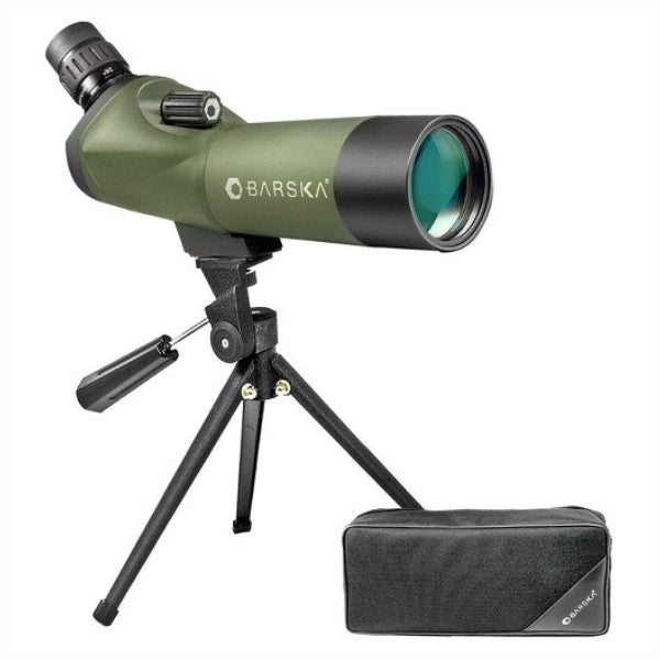 BARSKA | Blackhawk Angled Spotting Scope, 18-36 x 50mm - AD10348