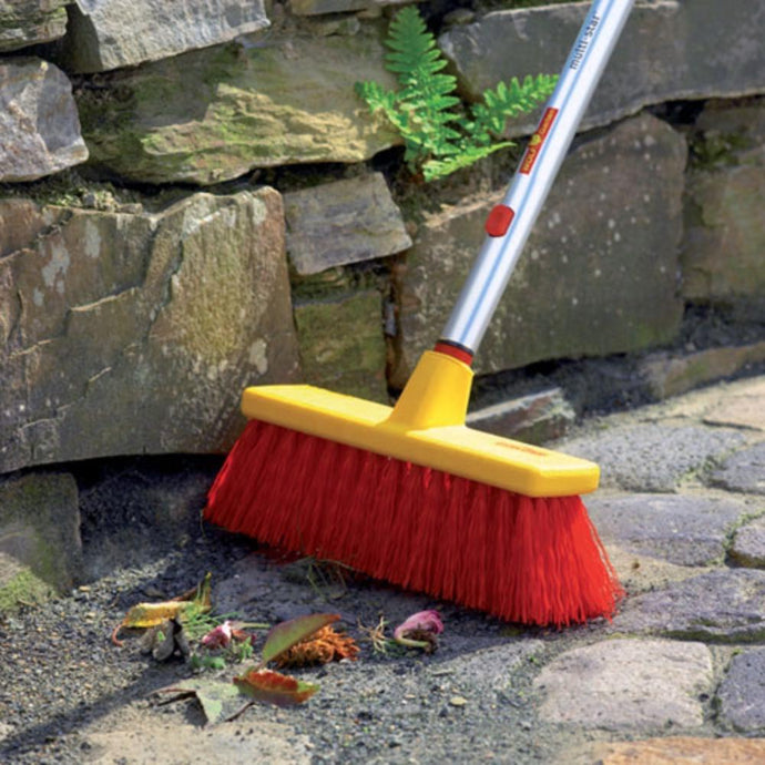 WOLF GARTEN | Multi-Change Street Broom - 30cm - Head Only
