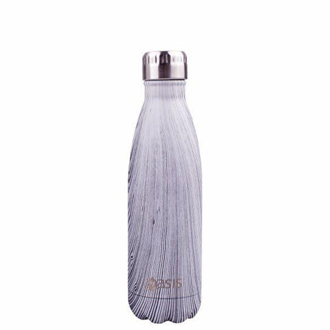 Oasis  |  Stainless Insulated Drink Bottle 500ml - Driftwood