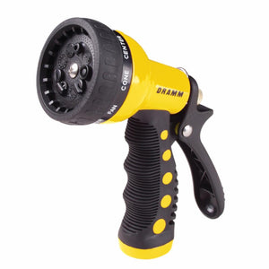 DRAMM | Touch N Flow Watering Revolver Spray Gun - Yellow