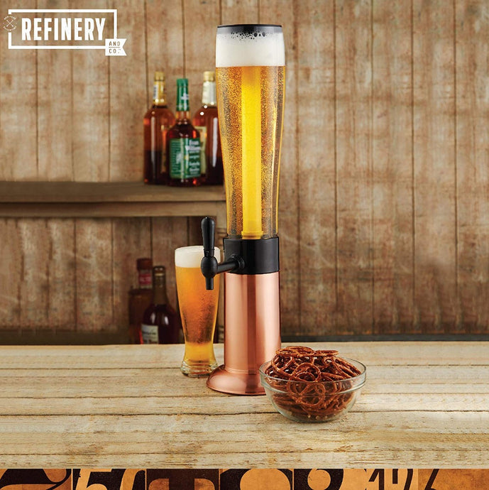 REFINERY & CO | Beer & Beverage Tower
