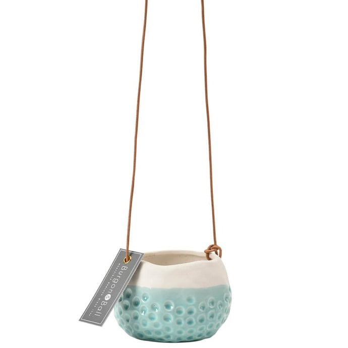BURGON & BALL | Hanging Plant Pot - 'Baby Dotty'