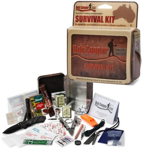 BOB COOPER | Outback Camping & Hiking Survival Kit