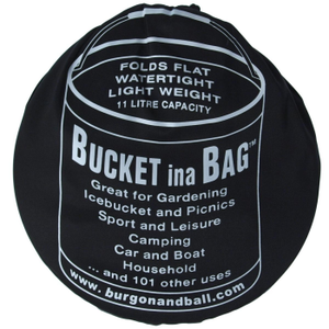 BUCKET INA BAG™ | 11L  - Black cover