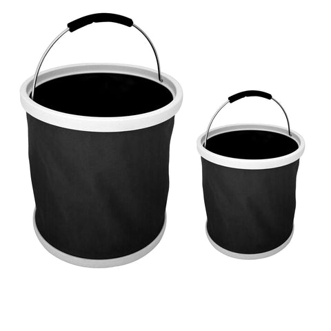 BUCKET INA BAG™  | SET - 11L & 3.5L  - Black