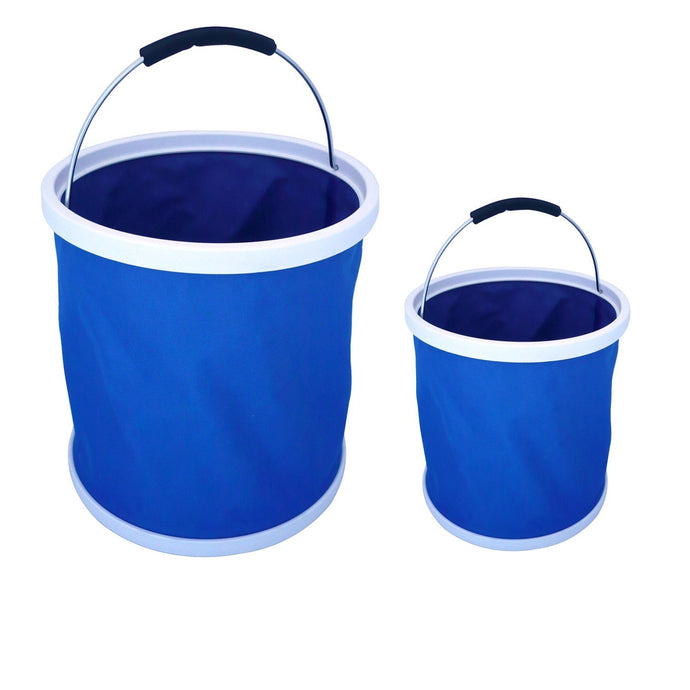 BUCKET INA BAG™  | SET - 11L & 3.5L  - Blue