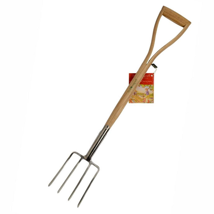 BURGON & BALL  Budding Gardener Digging Fork