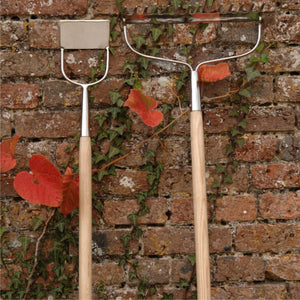 BURGON & BALL  |  Ground Rake - on the wall