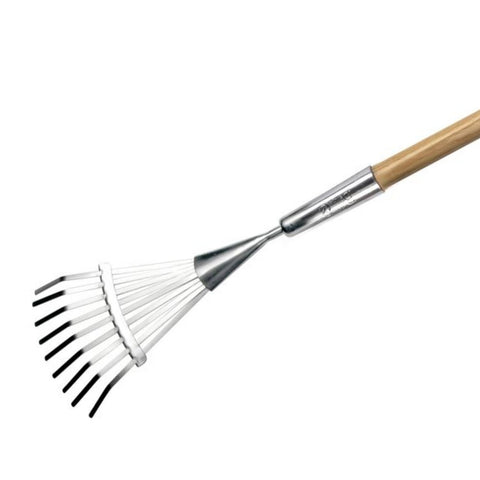 BURGON & BALL  |  Long Handled Shrub Rake - RHS Endorsed