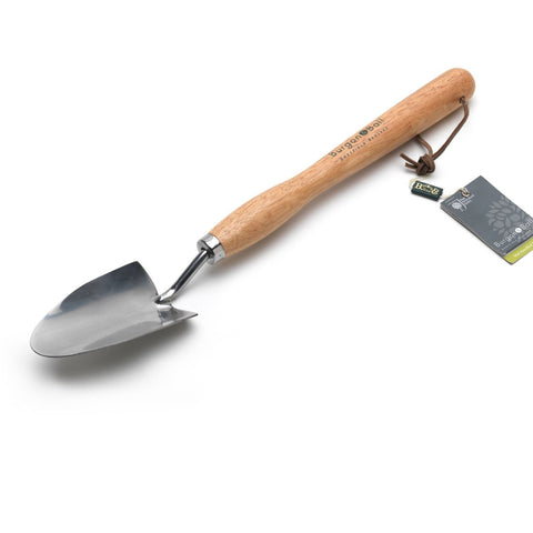 BURGON & BALL  |  Mid Handled Trowel - RHS Endorsed