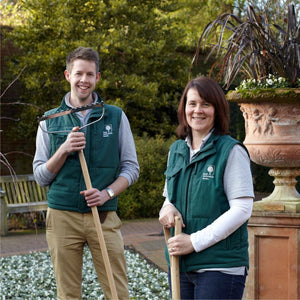 BURGON & BALL | Garden Ground Rake - RHS Endorsed