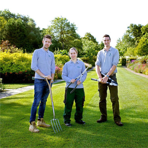 BURGON & BALL | Garden Digging Fork - RHS Endorsed