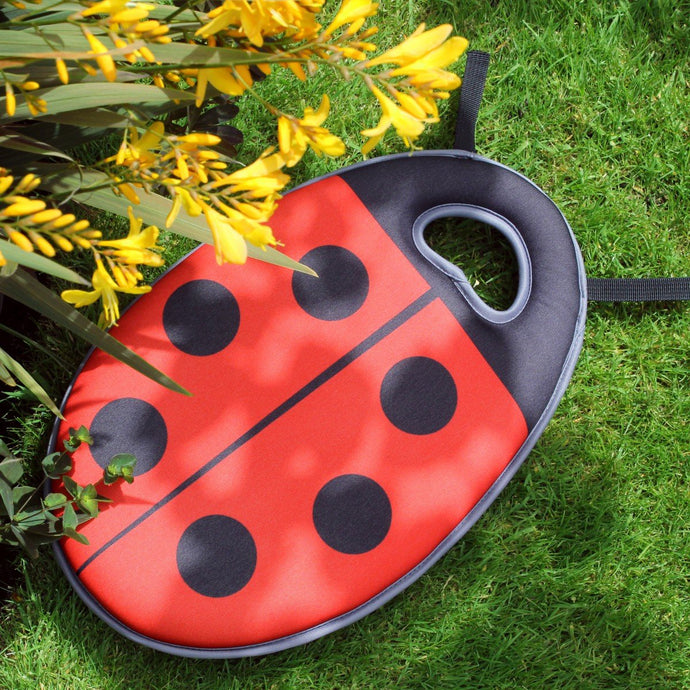 BURGON & BALL | Kids Kneelo Kneeler - Dotty Ladybird