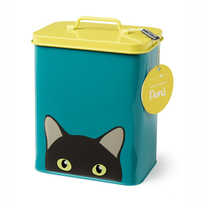 BURGON & BALL Creaturewares Cat Food Tin -