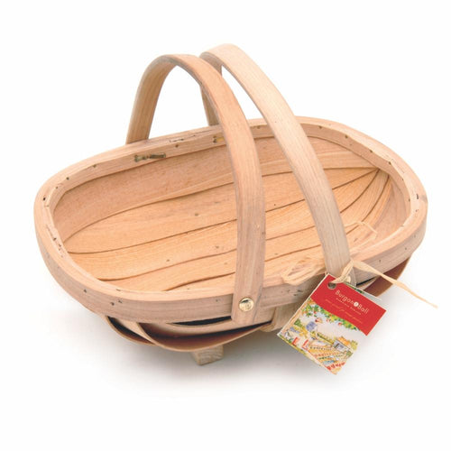 BURGON & BALL | Budding Gardener - Wooden Trug