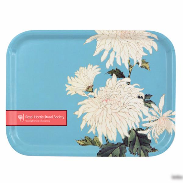 BURGON & BALL | Chrysanthemum Wooden Tray