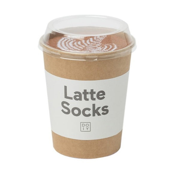 DOIY | Socks - Caffe Latte
