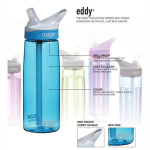 CAMELBAK | EDDY Water Bottle 750ml - Specs