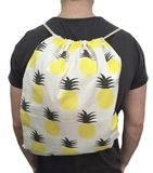 BIG MOUTH -EDC | Canvas Backpack - Pineapple