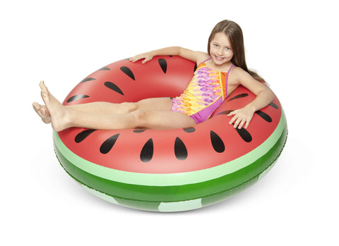 BIG MOUTH -EDC  |  Giant Pool Float - Watermelon