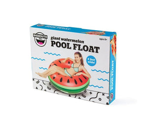 BIG MOUTH -EDC | Giant Pool Float - Watermelon pack