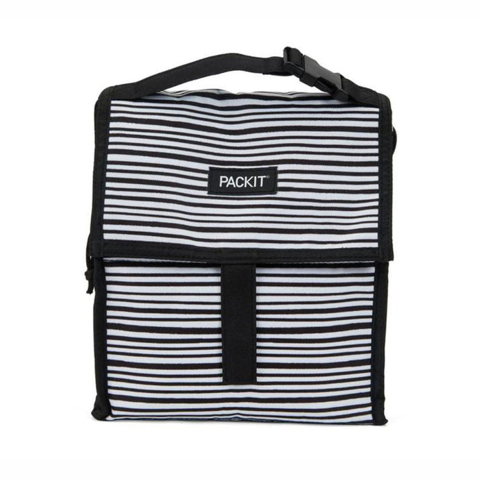 PACKIT® | Freezable Lunch Bag 4.5L - Wobbly Stripes