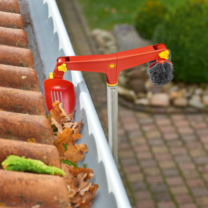 WOLF GARTEN  Multi-Change Gutter Cleaner