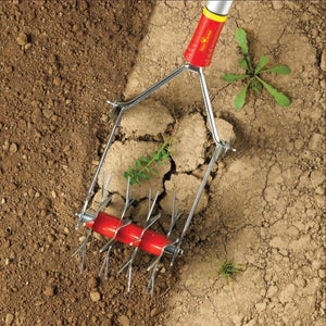 WOLF GARTEN | Multi-Change Soil Tiller / Crumbler - Head Only
