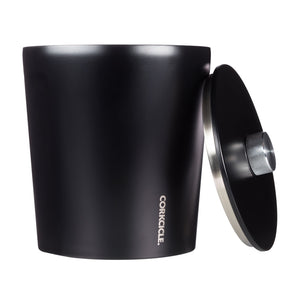 CORKCICLE | Stainless Steel Insulated Ice Bucket - Blackout