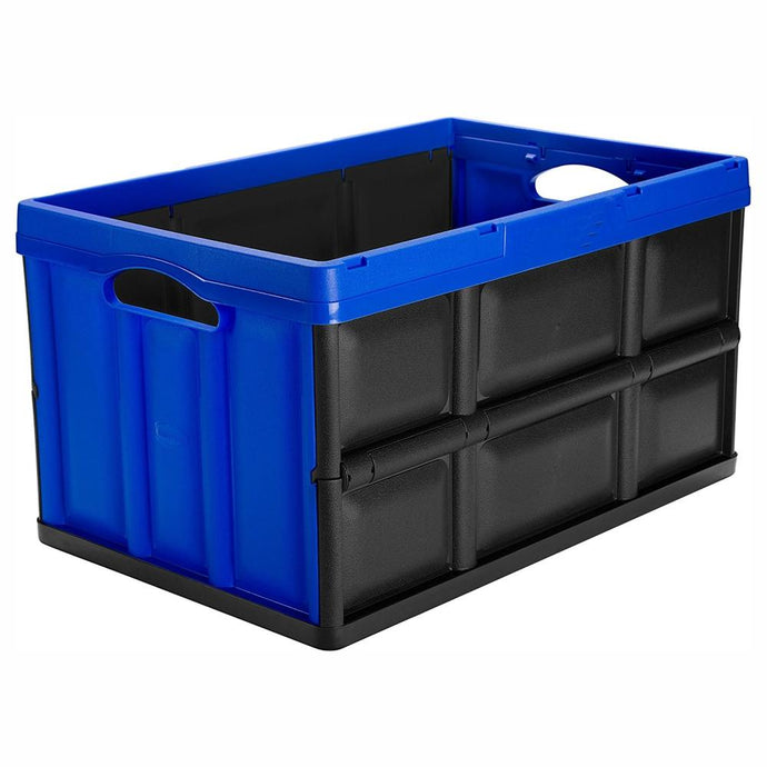INSTACRATE™ by GREENMADE | Collapsible Crate - Blue