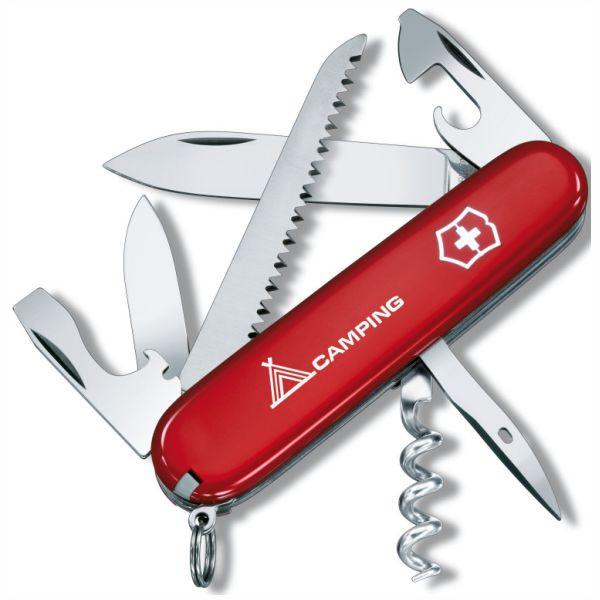 VICTORINOX  |  Camper Swiss Army Knife 35620 - 1.3613.71