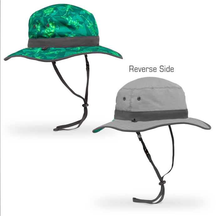 SUNDAY AFTERNOONS | Kids Clear Creek Boonie Hat - Reptile / Quarry