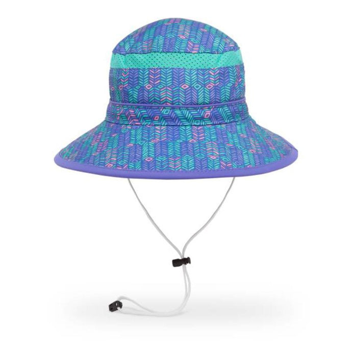 SUNDAY AFTERNOONS | Kids Fun Bucket Hat - Purple Arrow**LIMITED STOCK**